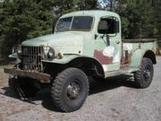 Dodge Power Wagon Dodge 6 cylinde